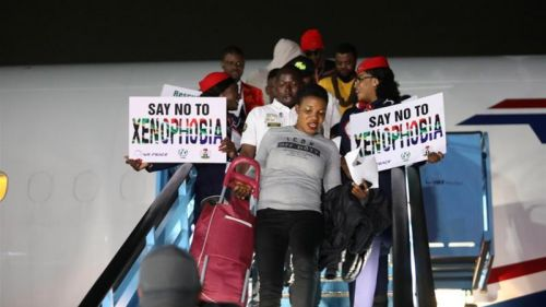 Record Number of Nigerians Deported in 2018