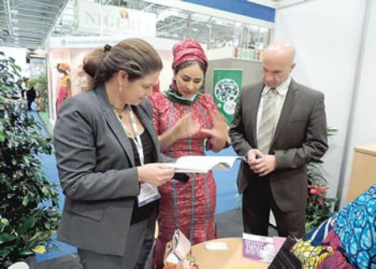 NTDC's Mbanefo raises Nigeria's stake at World Travel Market, London