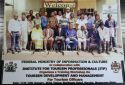 Institute for Tourism Professionals Trains Federal Tourism Officials