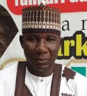 Alhaji Muhammad Ladan, the General Manager of Yankari Game Reserve, Bauchi State Nigeria.