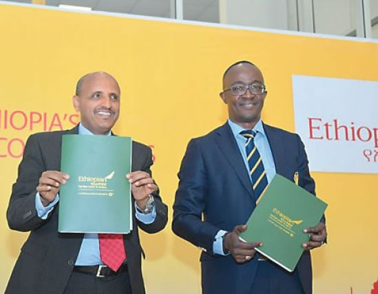 Airline and DHL Partner for Cargo Logistics in Africa
