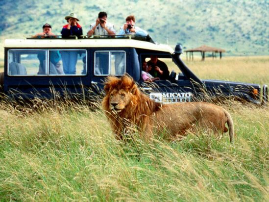 African Tourism Destinations in the 21st Century