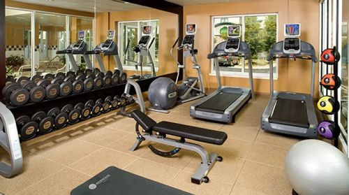 HOSPITALITY INDUSTRY OFFER FITNESS SERVICES TO CUSTOMERS