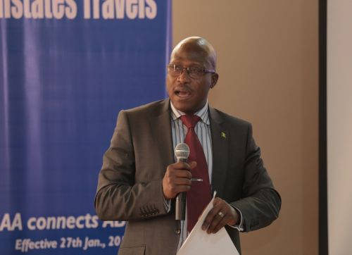 Alhaji Saleh Rabo, President of the Federation of Tourism Associations of Nigeria (FTAN)