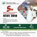 NTIFE 2019 Seek Tourism Development Legislative Framework for Nigeria
