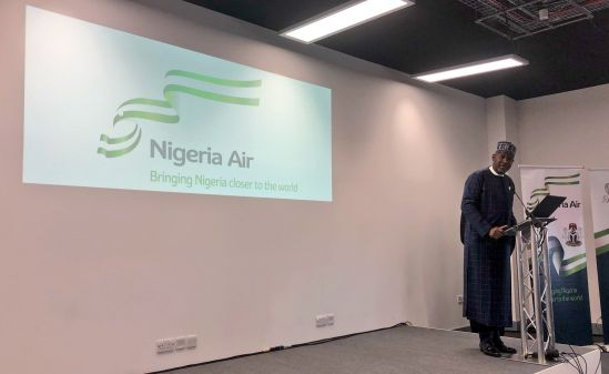 Nigeria Air takes-off in December 2018 - President Buhari